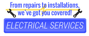 Electrical Work / From repairs to installations, we've got you covered!